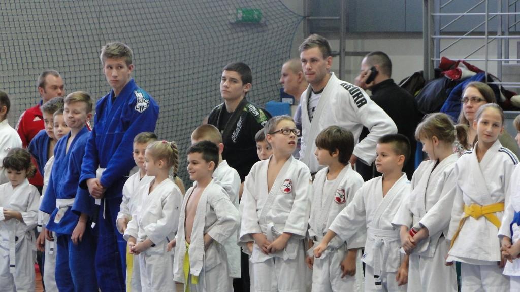 Liga Dzieci i Młodzieży w Ju-jitsu Sportowym