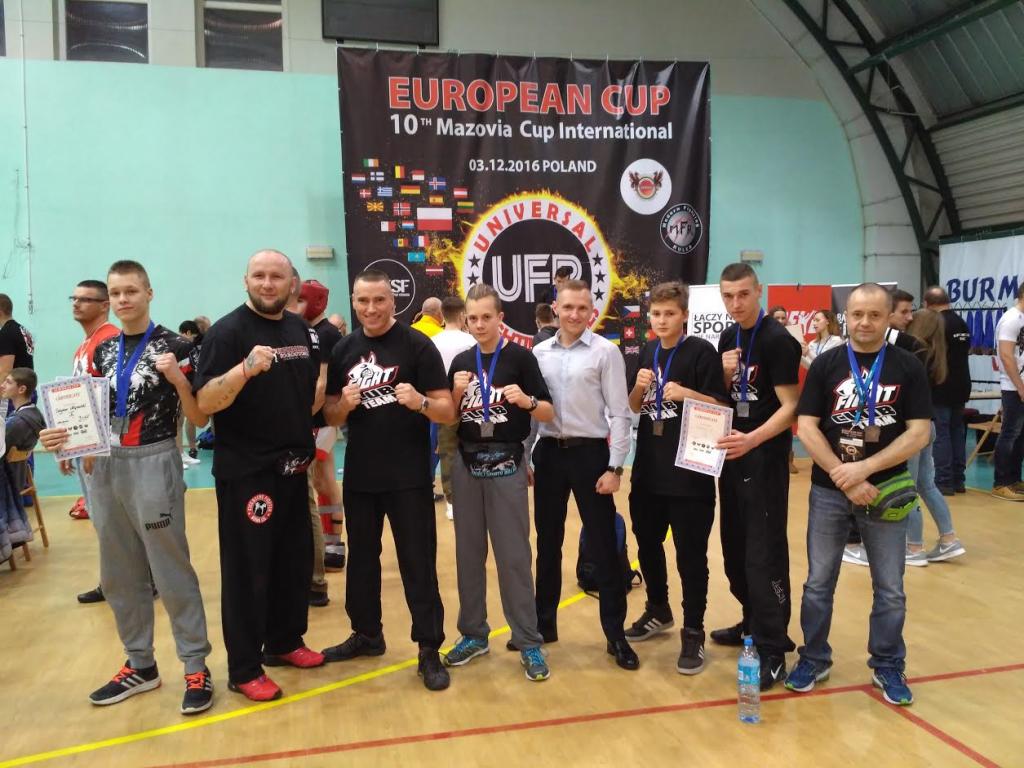 Fight Club Team